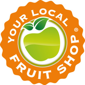 Your Local Fruit Shop R Logo